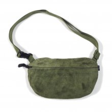 THE COLOR FIELD POUCH L -olive-