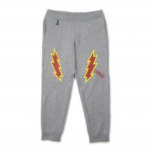 <img class='new_mark_img1' src='https://img.shop-pro.jp/img/new/icons14.gif' style='border:none;display:inline;margin:0px;padding:0px;width:auto;' />CANDYRIM -wareline- LIGHTNING SWEAT PANTS -gray/burgundy/yellow-