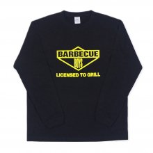 <img class='new_mark_img1' src='https://img.shop-pro.jp/img/new/icons14.gif' style='border:none;display:inline;margin:0px;padding:0px;width:auto;' />CANDYRIM -wareline- BARBECUE BOYS L/S TEE -black-