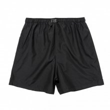 POET MEETS DUBWISE PMD + Embroidery Microfiber Shorts -white-