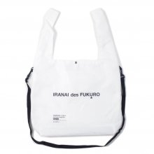 <img class='new_mark_img1' src='https://img.shop-pro.jp/img/new/icons14.gif' style='border:none;display:inline;margin:0px;padding:0px;width:auto;' />CANDYRIM -wareline- 2WAY MARCHE BAG -white-