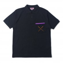 <img class='new_mark_img1' src='https://img.shop-pro.jp/img/new/icons14.gif' style='border:none;display:inline;margin:0px;padding:0px;width:auto;' />PEEL&LIFT boating club polo shirt -black-
