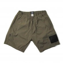 <img class='new_mark_img1' src='https://img.shop-pro.jp/img/new/icons14.gif' style='border:none;display:inline;margin:0px;padding:0px;width:auto;' />THE FABRIC NYLON HALF PANTS -brown-
