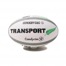 <img class='new_mark_img1' src='https://img.shop-pro.jp/img/new/icons14.gif' style='border:none;display:inline;margin:0px;padding:0px;width:auto;' />O3 RUGBY GAME wear & goods TRANSPORT × CANDYRIM RUGBY BALL size 5