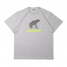 <img class='new_mark_img1' src='https://img.shop-pro.jp/img/new/icons14.gif' style='border:none;display:inline;margin:0px;padding:0px;width:auto;' />Transport FROG T-SHIRT -ash gray- CANDYRIM STORE EXCLUSIVE