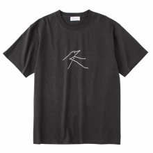 POET MEETS DUBWISE BIRDS T-Shirt -sumi-