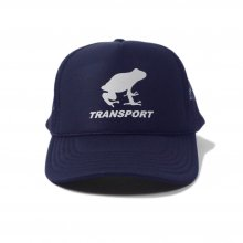 <img class='new_mark_img1' src='https://img.shop-pro.jp/img/new/icons14.gif' style='border:none;display:inline;margin:0px;padding:0px;width:auto;' />TRANSPORT FROG HIGH CROWN CAP NAVY