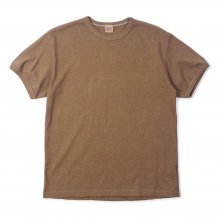 <img class='new_mark_img1' src='https://img.shop-pro.jp/img/new/icons14.gif' style='border:none;display:inline;margin:0px;padding:0px;width:auto;' />THE FABRIC Plain Tee -brown-