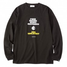 <img class='new_mark_img1' src='https://img.shop-pro.jp/img/new/icons14.gif' style='border:none;display:inline;margin:0px;padding:0px;width:auto;' />POET MEETS DUBWISE KING JERRY Long Sleeve T-Shirt