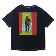 <img class='new_mark_img1' src='https://img.shop-pro.jp/img/new/icons14.gif' style='border:none;display:inline;margin:0px;padding:0px;width:auto;' />THE FABRIC MURCUS GARVEY TEE -black-