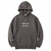 <img class='new_mark_img1' src='https://img.shop-pro.jp/img/new/icons14.gif' style='border:none;display:inline;margin:0px;padding:0px;width:auto;' />POET MEETS DUBWISE INQUISITIVE Hoodie -cement-