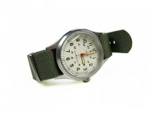 TIMEX® VINTAGE FIELD ARMY WATCH -J.CREW ltd.-