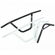 KOIZUMI BMX CW type HANDLE BAR & LAIDBACK SEATPOST -CANDYRIM BIKEWORKS LTD.- 2colors LTD.3SET