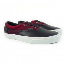 "VANS ERA ""FLANNEL×LEATHER"" CALIFORNIA"