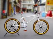 KUWAHARA KZ-01 eazy CUSTOM model by CANDYIRM BIKEWORKS