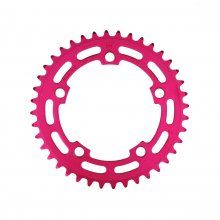 """<img class='new_mark_img1' src='https://img.shop-pro.jp/img/new/icons14.gif' style='border:none;display:inline;margin:0px;padding:0px;width:auto;' />SUGINO BMX CHAINRING PCD110 1/8(厚歯) 40T RED """"VINTAGE PARTS"""""""