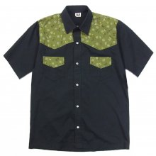<img class='new_mark_img1' src='//img.shop-pro.jp/img/new/icons33.gif' style='border:none;display:inline;margin:0px;padding:0px;width:auto;' />WEBERBILT VINTAGE FABRIC WESTERN S/S SHIRT size M
