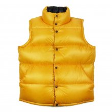 THE FABRIC T-PANG DOWN VEST with Ptarmigan Down Wear