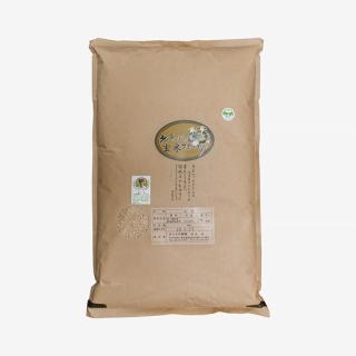 北魚沼の旬米コシヒカリ【玄米/減農薬栽培】 5kg