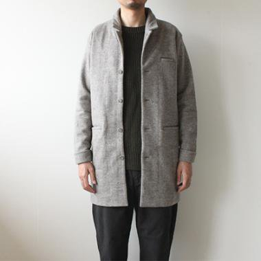 press wool jacket