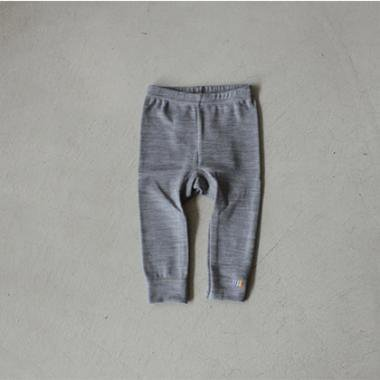 WOOL COTTON LEGGINGS