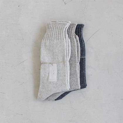 recycled cotton socks