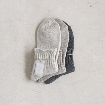 recycled cotton short socks