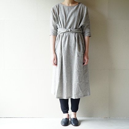 cotton linen one-piece