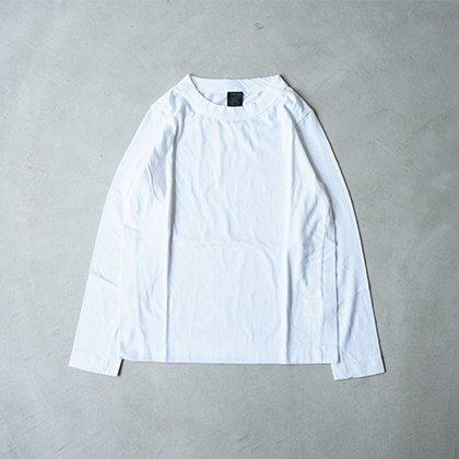 天竺長袖Tシャツ サラシ