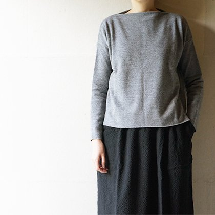 press wool pullover