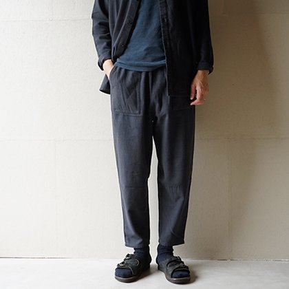 flannel cotton easy pants