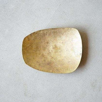 真鍮石形器 大 �