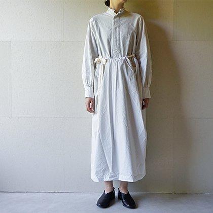 Beautiful organic cotton ritual dress