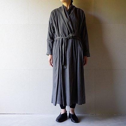 Beautiful silk cotton haori robe