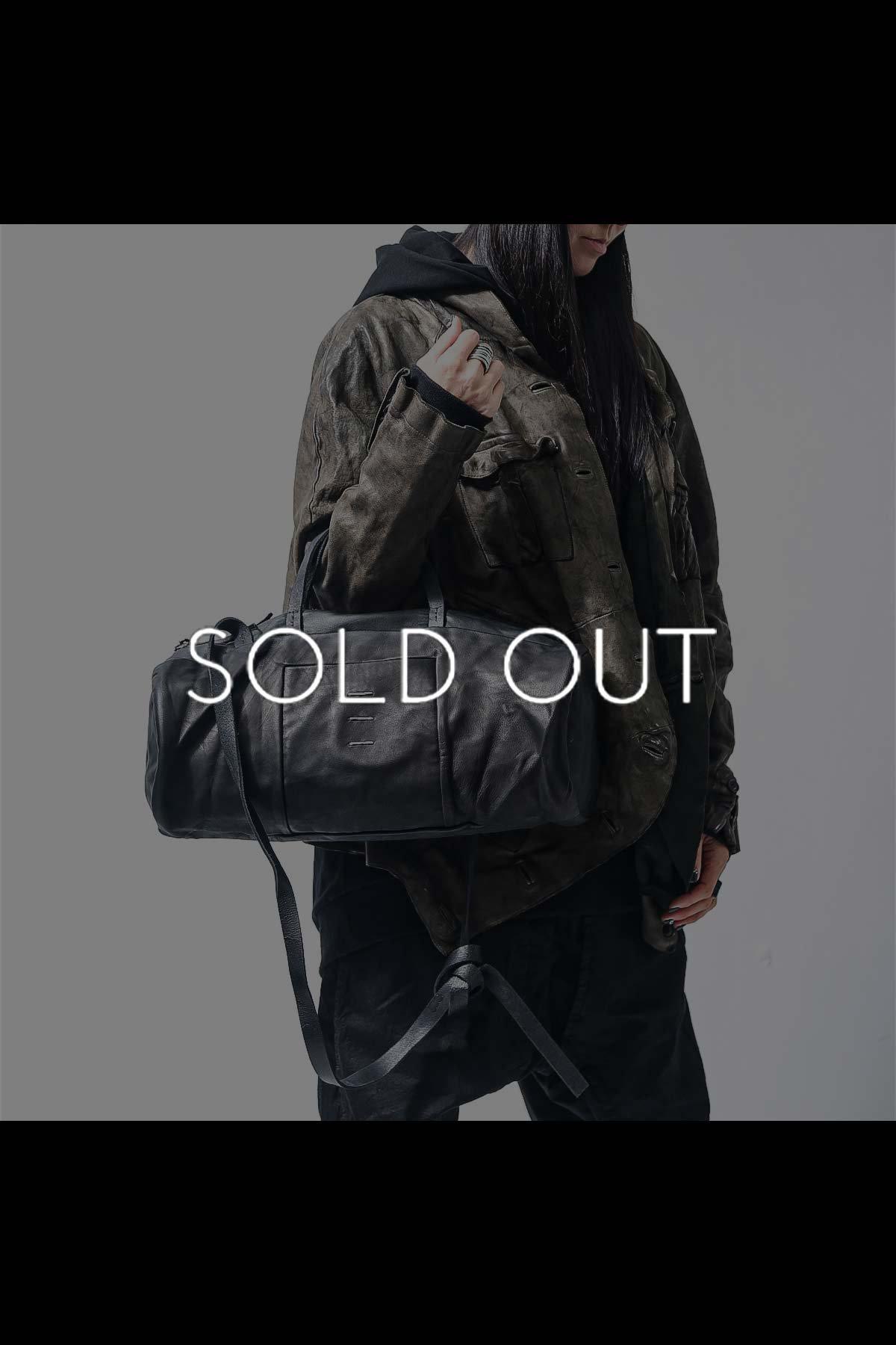 2WAY MINI BOSTON BAG DBJ002_BLACK