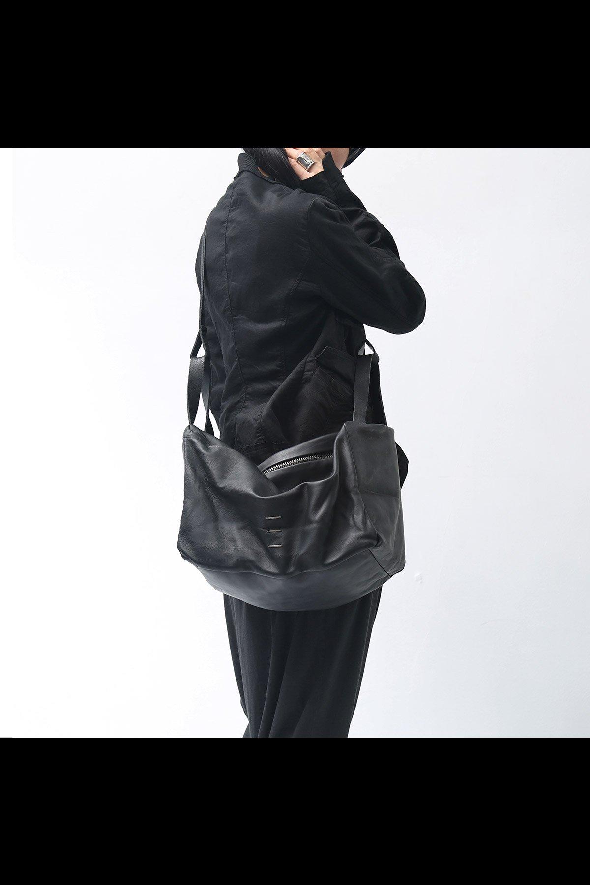 2WAY SHOULDER BAG DBJ005_BLACK