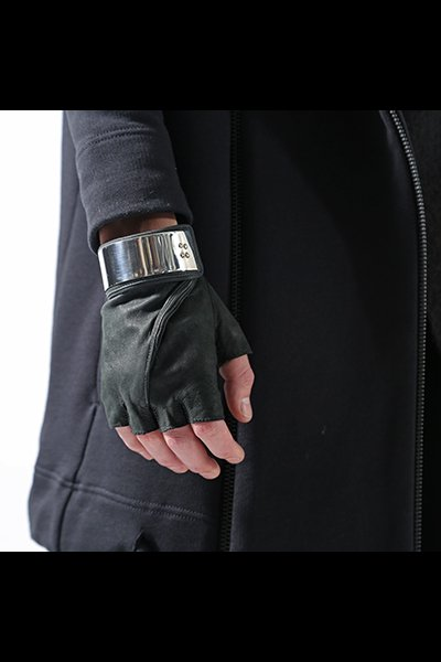 LEATHER GLOVE MB012_BLACK