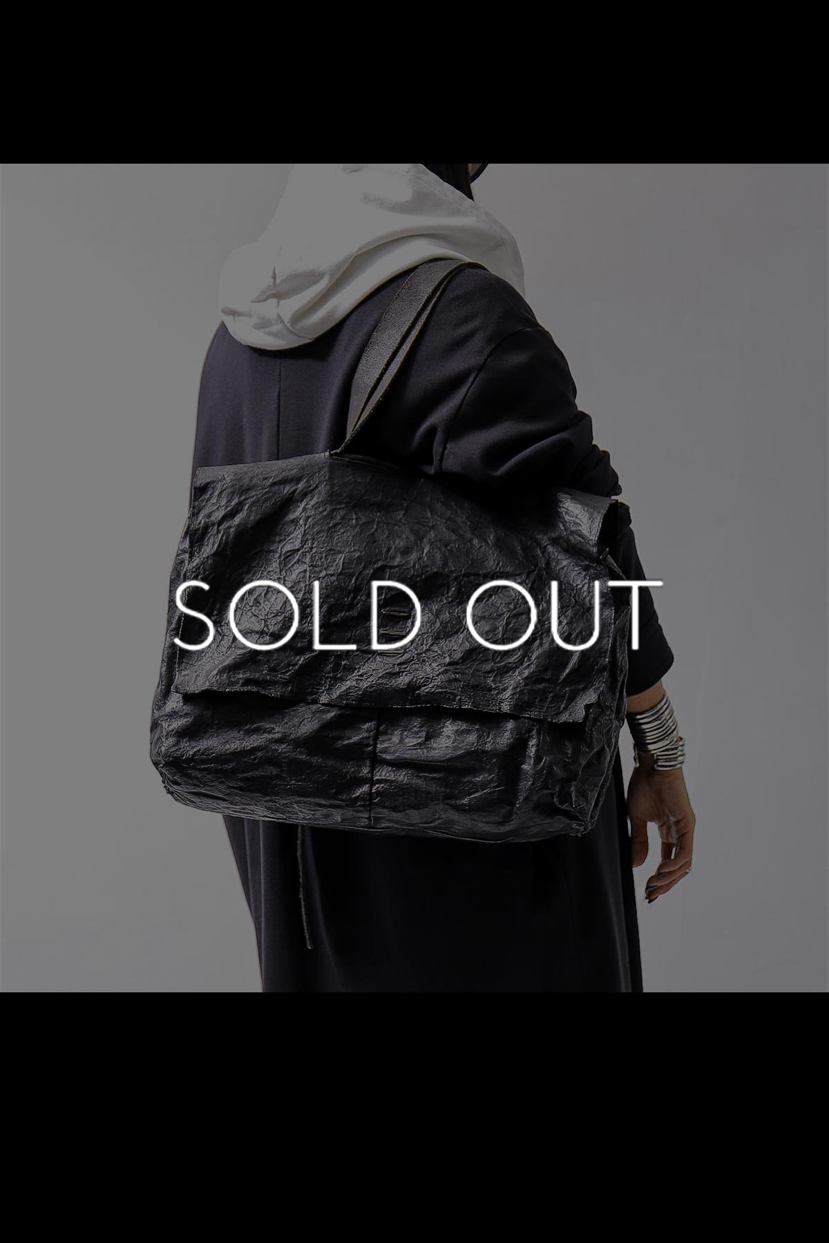 DANIELE BASTA_LEATHER SHOULDER/BACKPACK
