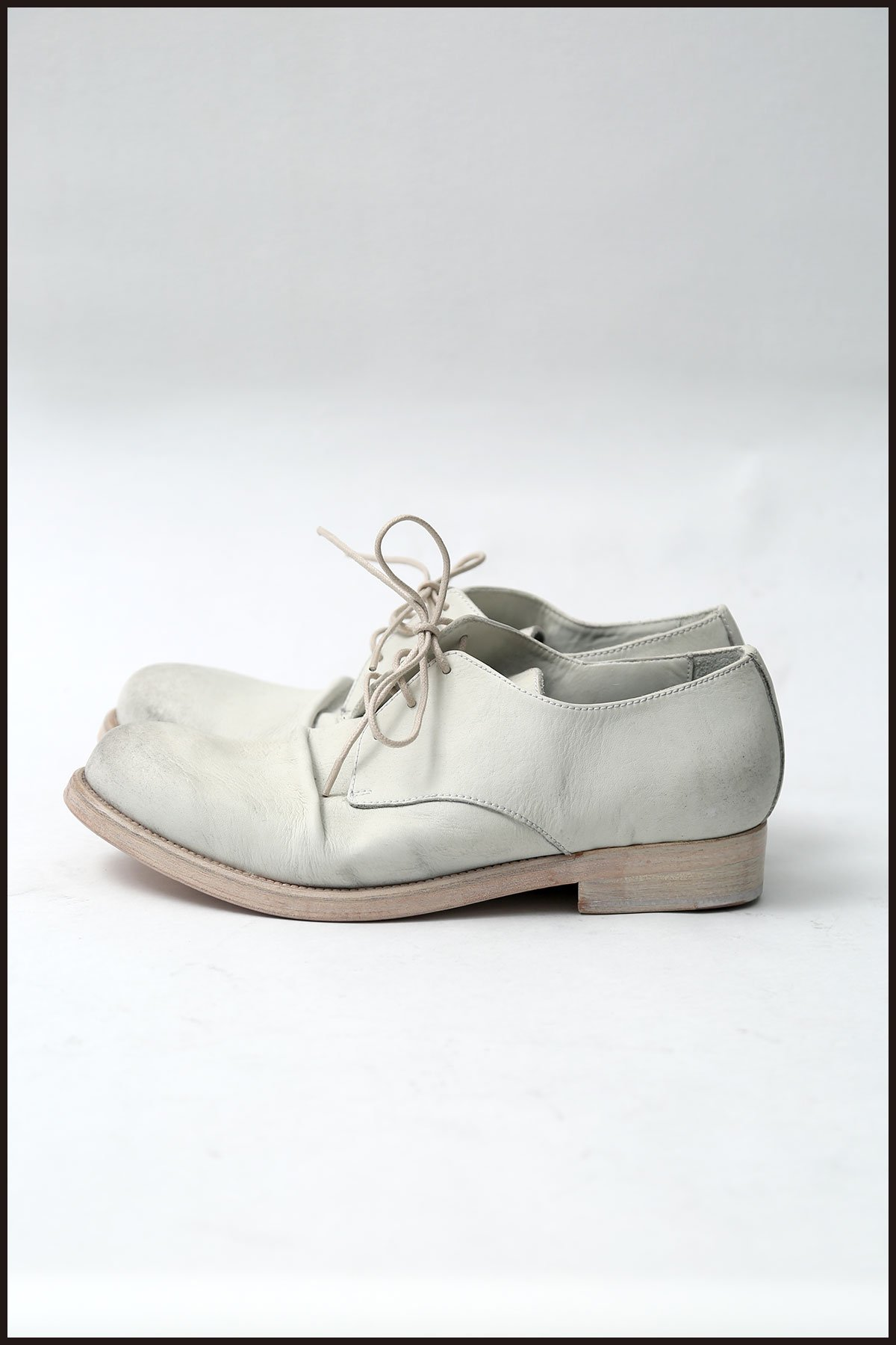 DERBY SHOES SCARU1_WHITE