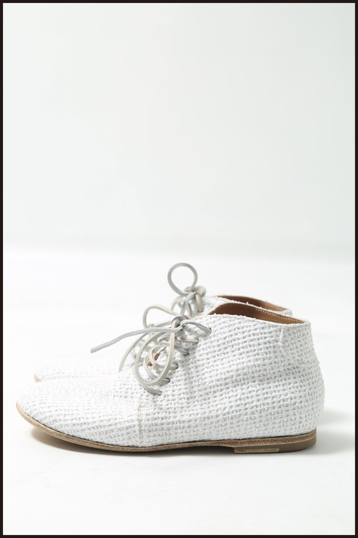 LACEUP MIDDLE SHOES 146 5207_OFF WHITE