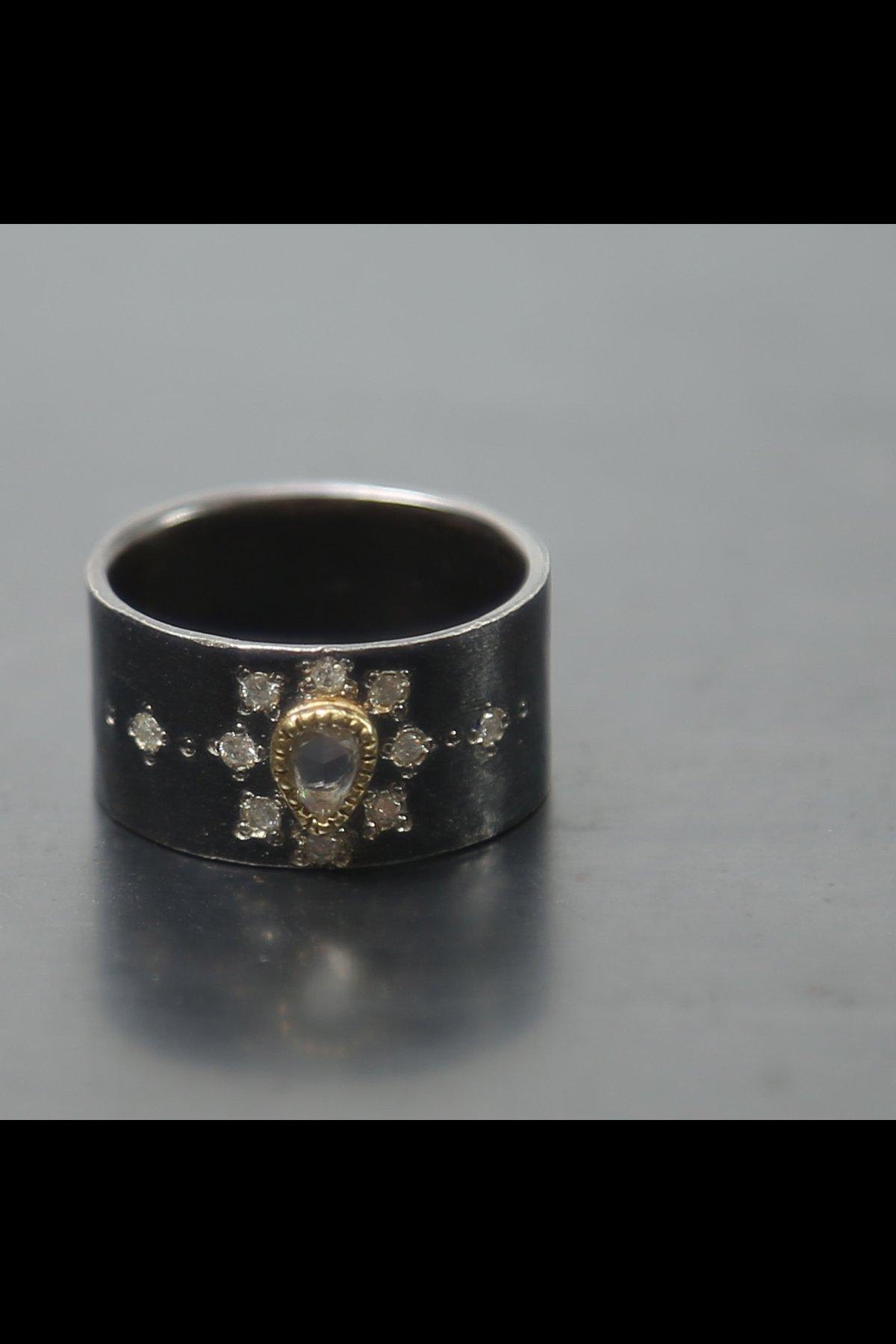 PRIMITIVE DIAMOND RING 91A-OBR13