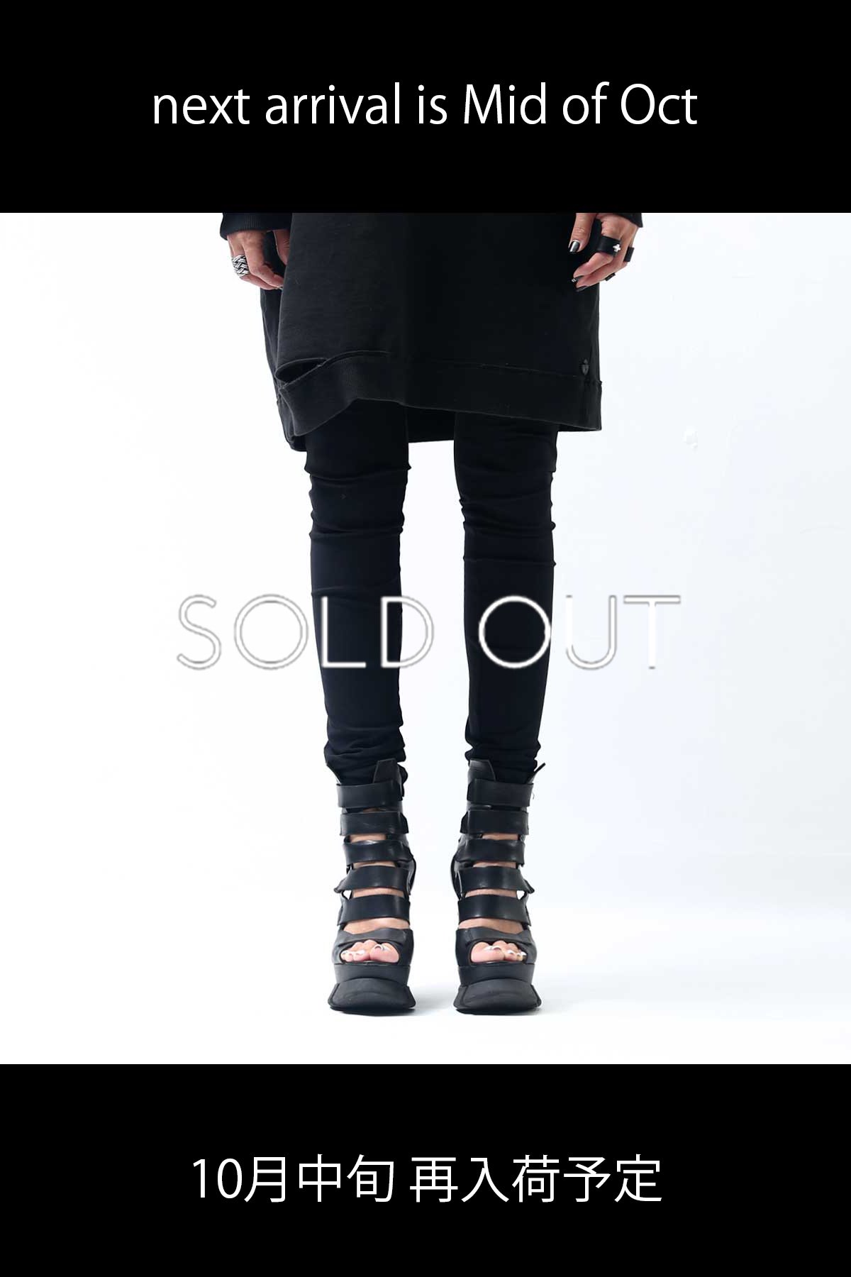 <img class='new_mark_img1' src='https://img.shop-pro.jp/img/new/icons8.gif' style='border:none;display:inline;margin:0px;padding:0px;width:auto;' />STRETCH LEGGINGS 133FK42_BLACK
