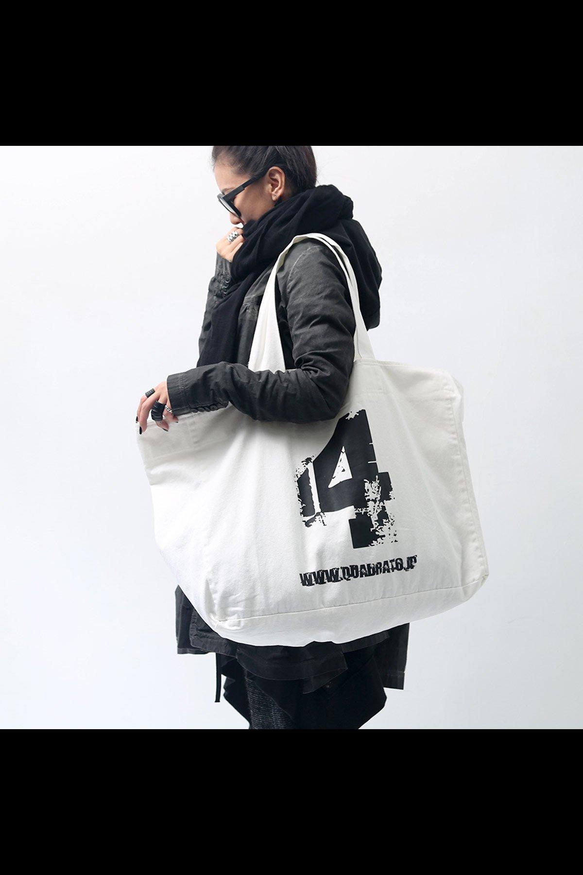 ORIGINAL MEGA TOTE BAG QRT006_WHITE