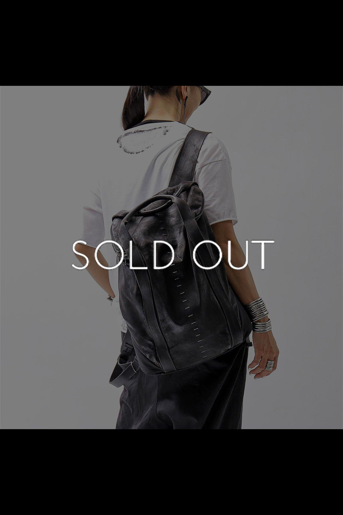 BULL LEATHER 2WAY BACKPACK DB683