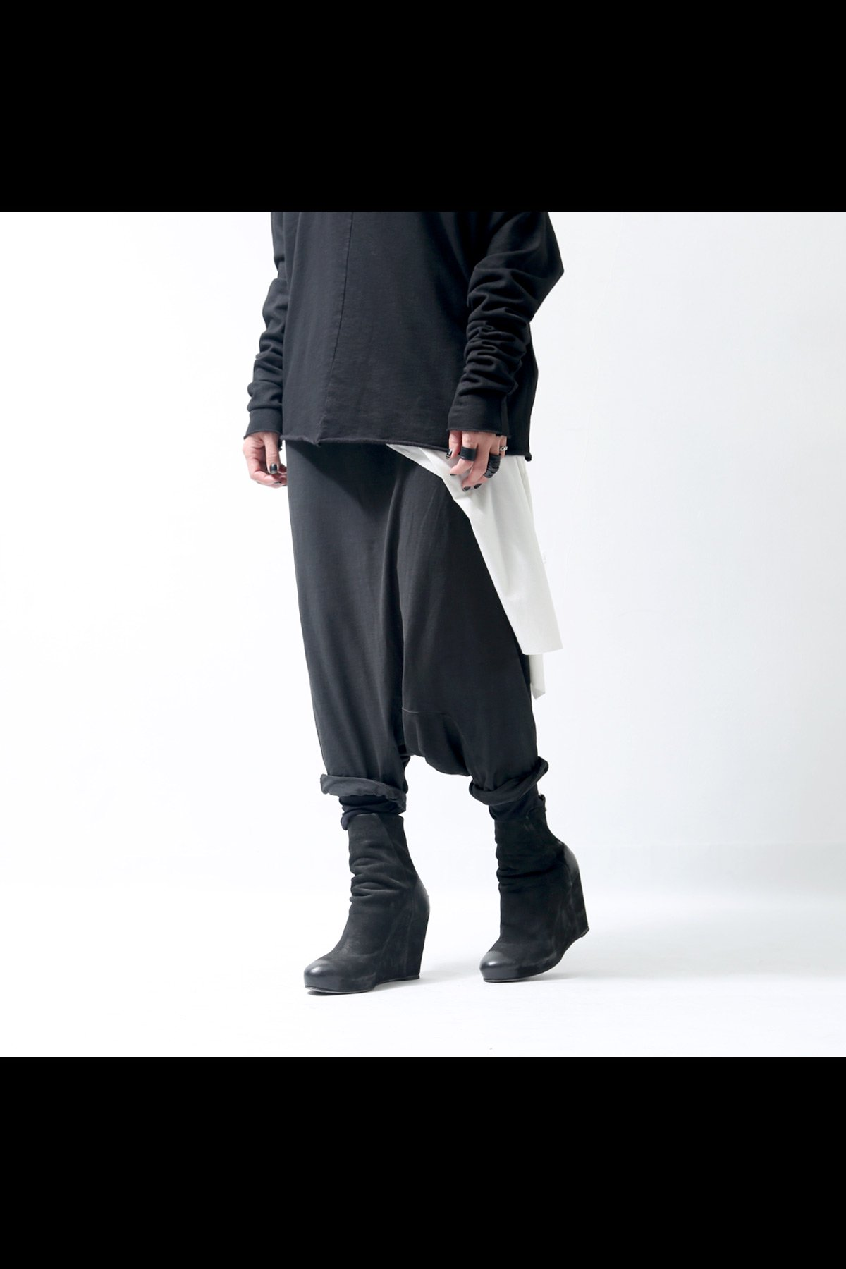 PANTS LEGGINGS 256 0112_CARBON