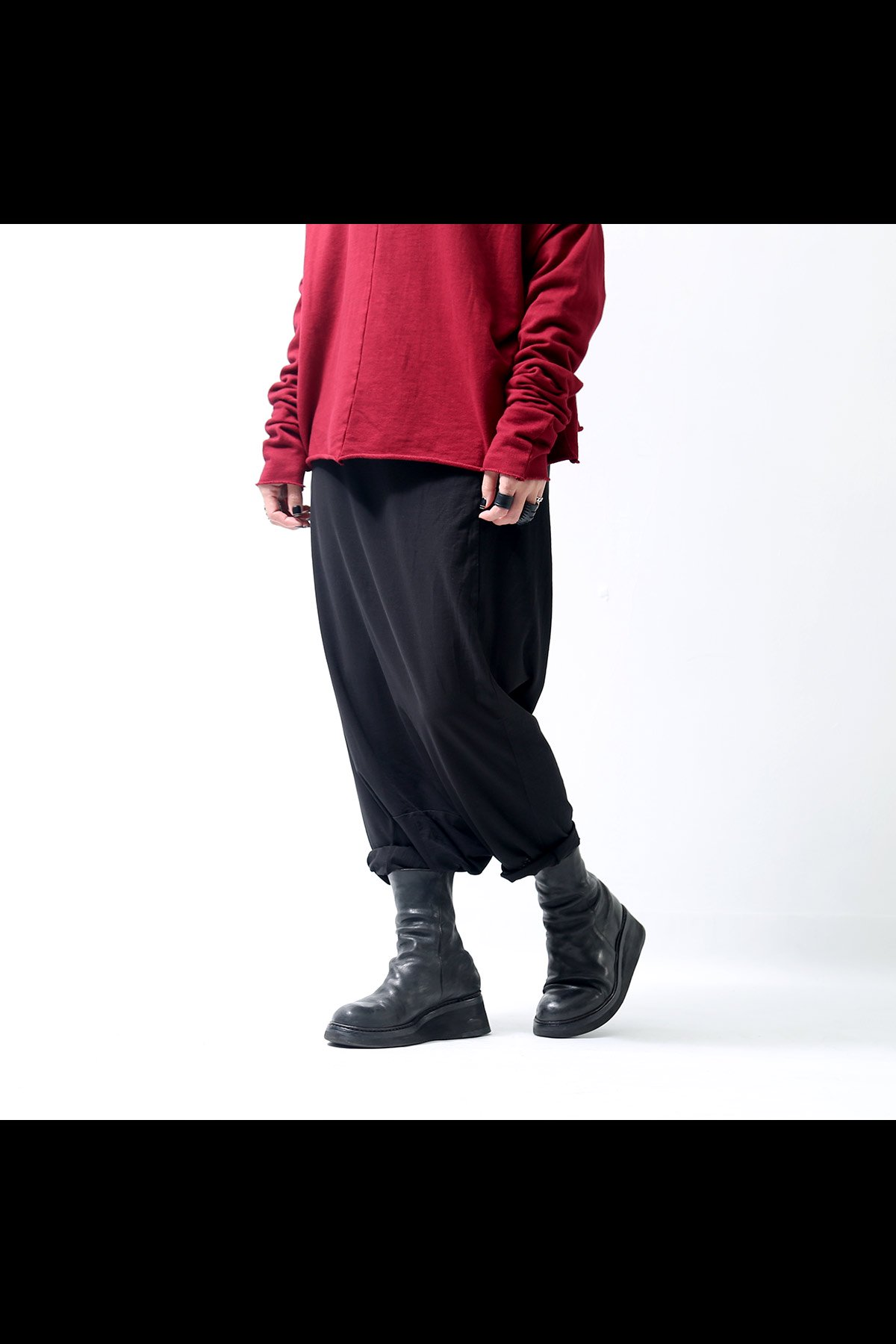 PANTS LEGGINGS 256 0112_BLACK