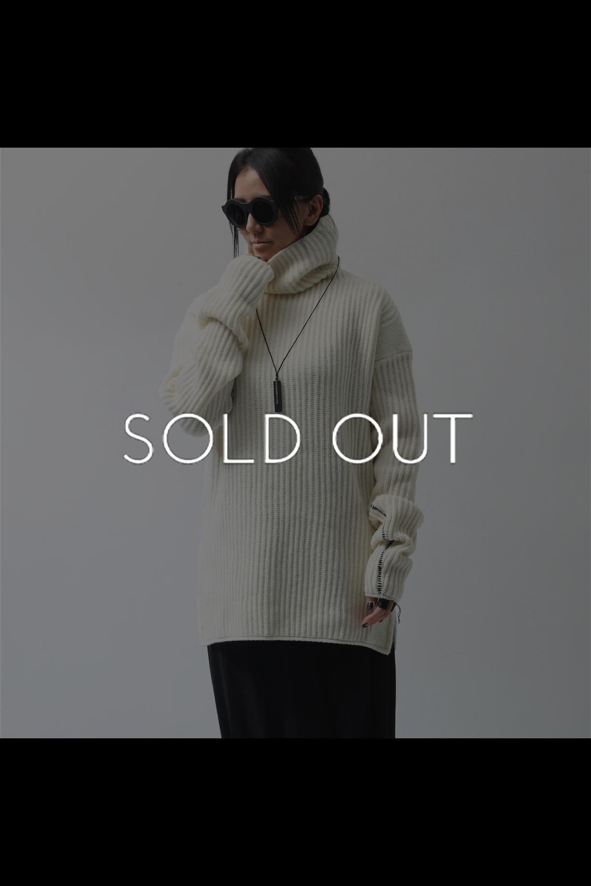 <img class='new_mark_img1' src='https://img.shop-pro.jp/img/new/icons8.gif' style='border:none;display:inline;margin:0px;padding:0px;width:auto;' />HIGHT NECK KNIT TOP MK72_OFF WHITE