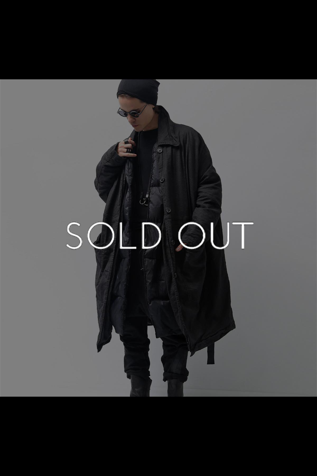 RUNDHOLZ_W LAYERED DOWN COAT