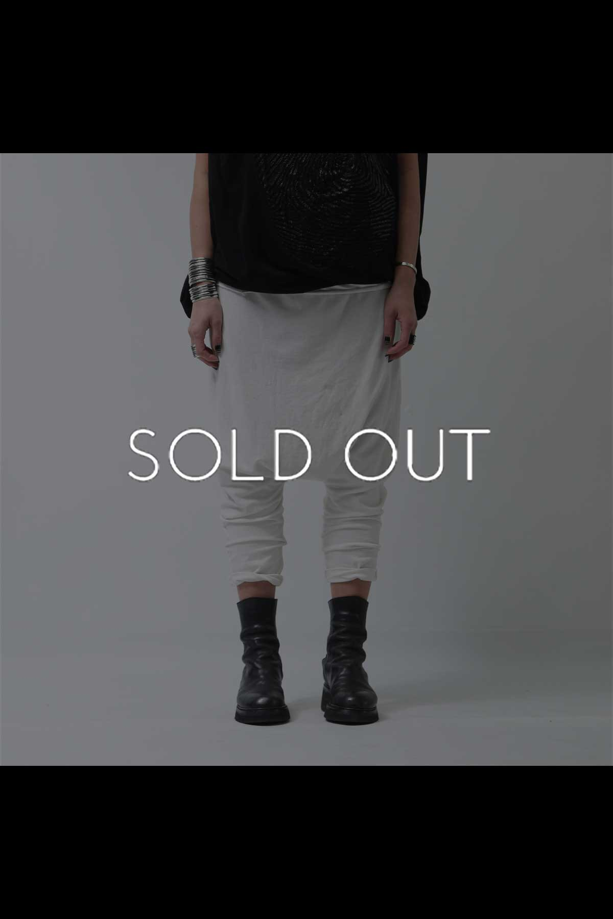 PANTS LEGGINGS 256 0109_CHALK(WHITE)