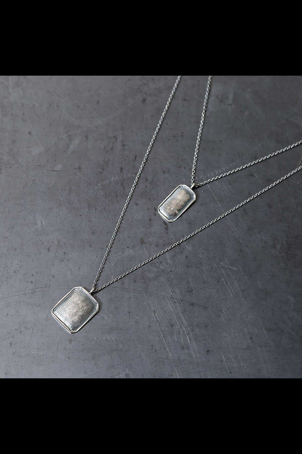 W SQUARE NECKLACE 120S-TCN_SIL925